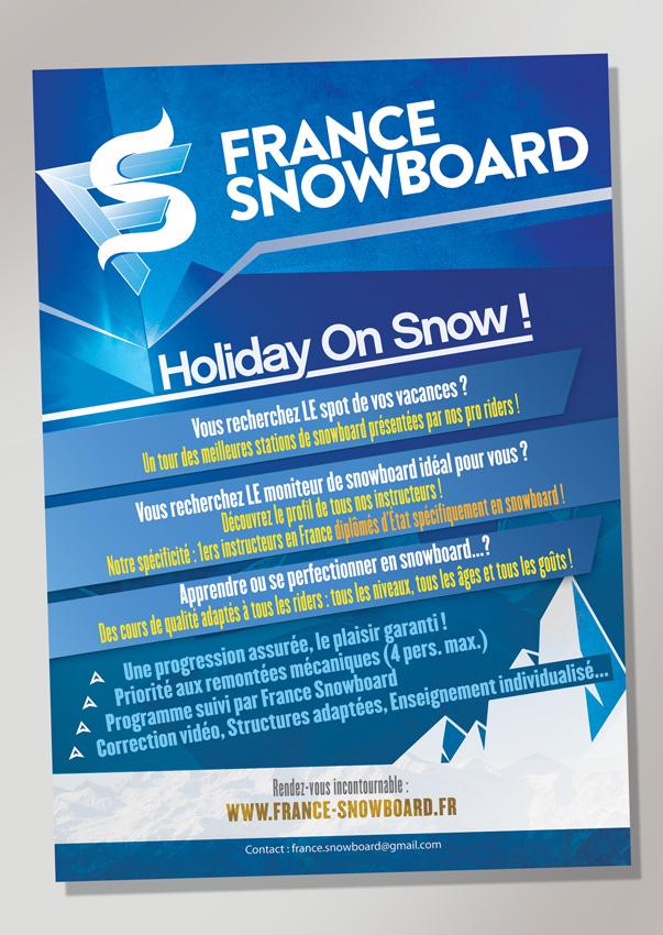 Flyer France Snowboard
