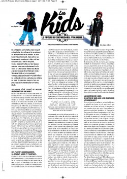 Act Snowboarding #18-Enquete kids on snow_Page 1