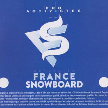 France Snowboard dans Act Snowboarding – Les Pro Activistes