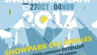 Bonne nouvelle : Le A Camp de retour cet automne aux Diablerets !!!