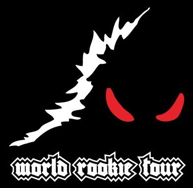 WorldRookieTour Logo