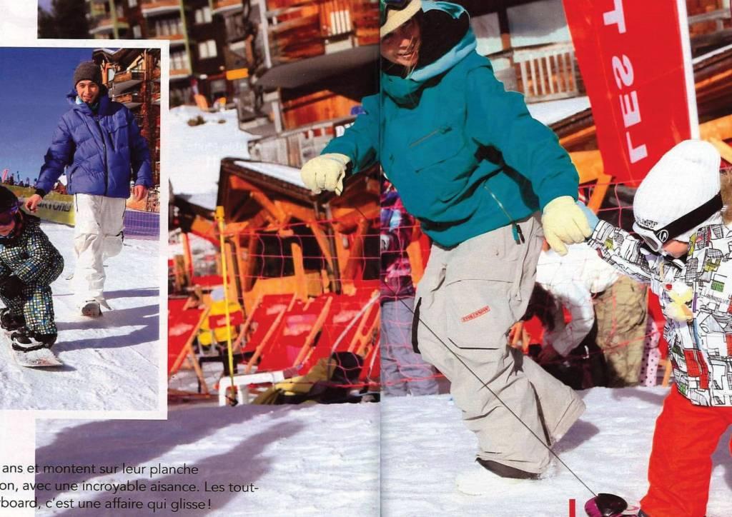 20110106 Le snowboard dès 3 ans P.2