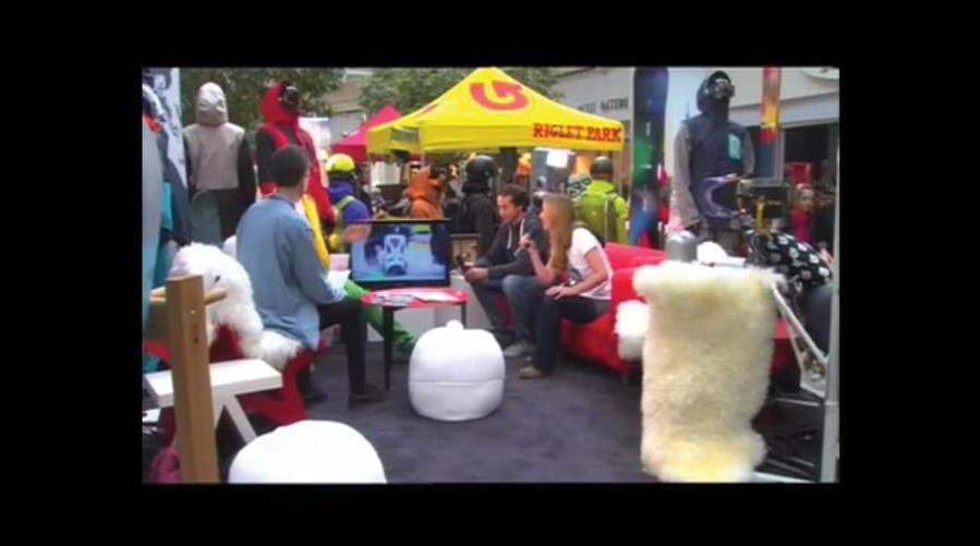 20131004 TELE MONT BLANC et MONTAGNE TELE - Plateau TV