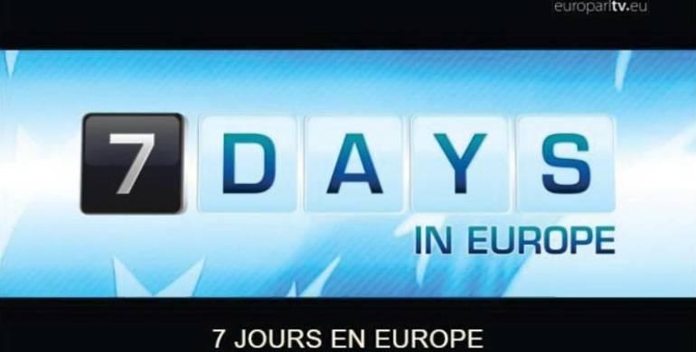 France Snowboard dans l'émission «7 jours en Europe» sur EUROPARL TV